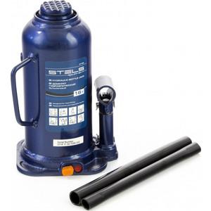 Домкрат гидравлический бутылочный Stels 16 т, h подъема 227-457 мм (51168) цена