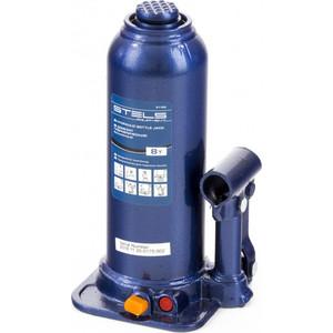 Домкрат гидравлический бутылочный Stels 8 т, h подъема 222-447 мм (51165) 2