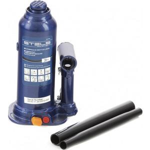Домкрат гидравлический бутылочный Stels 3 т, h подъема 188-363 мм (51161)