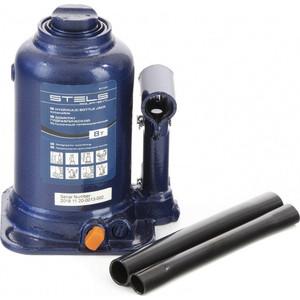 Домкрат гидравлический бутылочный Stels 8 т, подъем 170-430 мм (51147) домкрат гидравлический бутылочный телескопический stels 8т 170 430мм 51118