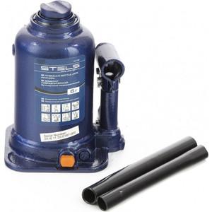 Домкрат гидравлический бутылочный Stels 6 т, подъем 170-430 мм (51146)