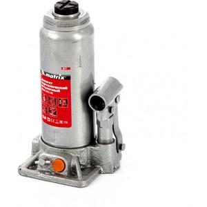 Домкрат гидравлический бутылочный Matrix 6 т, h подъема 216-413 мм, в кейсе (50777)