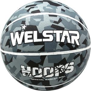 Мяч баскетбольный Welstar BR2843-2 р.7 отзывы покупателей специалистов владельцев  - купить со скидкой