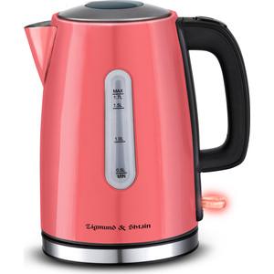 цена Чайник электрический Zigmund-Shtain KE-712 онлайн в 2017 году