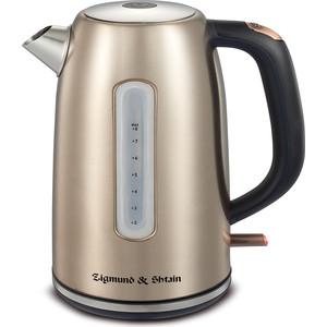 цена Чайник электрический Zigmund-Shtain KE-720 онлайн в 2017 году