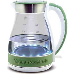 цена Чайник электрический Zigmund-Shtain KE-822 онлайн в 2017 году