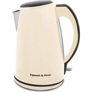 цена Чайник электрический Zigmund-Shtain KE-824 онлайн в 2017 году
