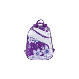 Ранец с жестким каркасом BRAUBERG дополнительный объем, для девочек, 39х28х19 см, 225425