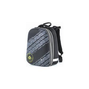 Ранец с жестким каркасом BRAUBERG дополнительный объем, для мальчиков, Цель ХИТ!, 39х28х19 см, 225424