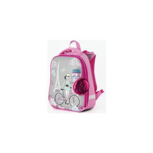 Ранец с жестким каркасом BRAUBERG PREMIUM для девочек, Париж, 38х29х18 см, 227813