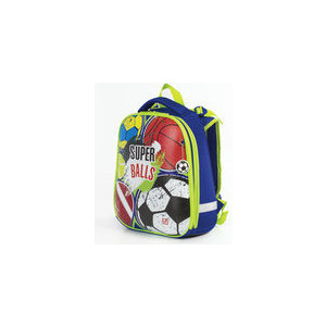 Ранец с жестким каркасом BRAUBERG PREMIUM для мальчиков, Супер-мячи, 38х29х18 см, 227822 brauberg ранец premium колибри 227821 голубой