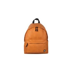 Рюкзак городской BRAUBERG сити-формат, коричневый, кожзам, Селебрити, 20 литров, 41х32х14 см, 226424