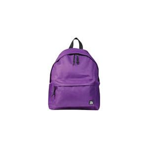 Рюкзак городской BRAUBERG сити-формат, один тон, фиолетовый, 20 литров, 41х32х14 см, 225376