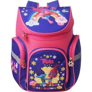Ранец Trolls High bag TROLLS 37x28x16 см, 4994996 jinqiaoer new waterproof women bag double shoulder bag designer handbags high quality nylon female handbag bolsas sac a main