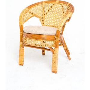 Кресло с подушкой Vinotti 02/15В AR коньяк