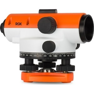 Оптический нивелир RGK C-20 портсигар kc1 08 20