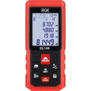 цена на Дальномер RGK DL100