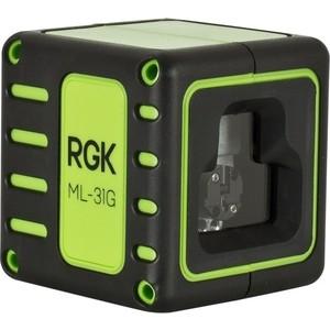 Лазерный нивелир RGK ML-31G стоимость