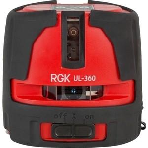 Лазерный нивелир RGK UL-360 9apps antivirus 360