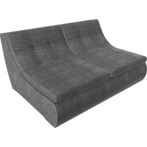 Модуль Лига Диванов Холидей раскладной диван рогожка серый модуль лига диванов холидей раскладной диван корфу 02