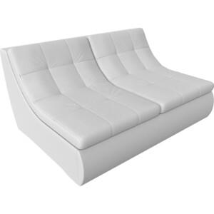 Модуль Лига Диванов Холидей раскладной диван экокожа белый