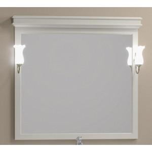 Зеркало Opadiris Борджи 105 для светильников 00000001041, слоновая кость 1013 (Z0000012531)