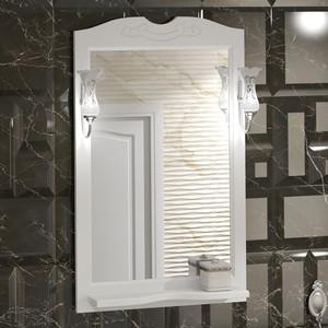 Зеркало Opadiris Клио 65 белый матовый (00-00000213) opadiris mia 65