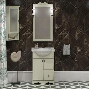 Мебель для ванной Opadiris Клио 50 слоновая кость цена и фото
