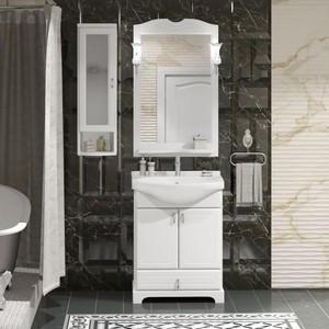 Мебель для ванной Opadiris Клио 65 белый матовый 9003