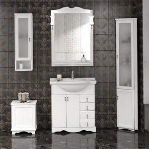 Мебель для ванной Opadiris Клио 70 белый матовый 9003