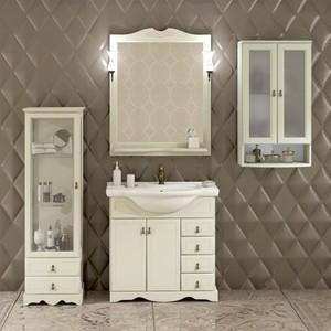 Мебель для ванной Opadiris Клио 80 слоновая кость 1013