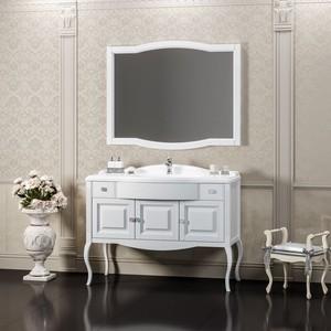 Мебель для ванной Opadiris Лаура 120 белый матовый 9003