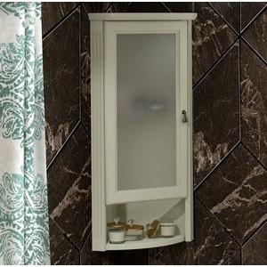 Шкаф Opadiris Клио 32 угловой, левый, с матовым стеклом, слоновая кость 1013 (Z0000014861)
