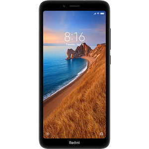 Смартфон Xiaomi Redmi 7A 2/32Gb Black цена и фото