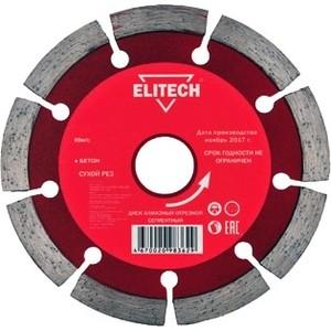 Диск алмазный Elitech d 350x25.4 мм (1110.009100)
