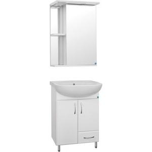 Фото - Мебель для ванной Style line Эко Стандарт №10 белая мебель для ванной style line эко стандарт 90 26 белая напольная