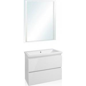 Мебель для ванной Style line Даймонд Люкс 60 белая