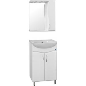 Мебель для ванной Style line Эко Волна №9 белая тумба под раковину style line эко волна 9 белая 2000949016207