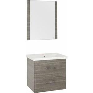 Мебель для ванной Style line Лотос 60 шелк зебрано