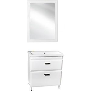 Фото - Мебель для ванной Style line Лотос Люкс 60 белая, напольная зеркало style line лотос 60 люкс 2000949096094