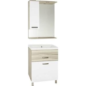 Мебель для ванной Style line Ориноко 60 белая