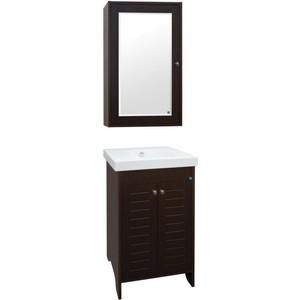Мебель для ванной Style line Кантри 60 венге