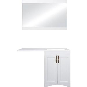 Мебель для ванной Style line Даллас Классик Люкс 58 белая все цены