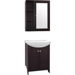 Мебель для ванной Style line Кантри 65 венге