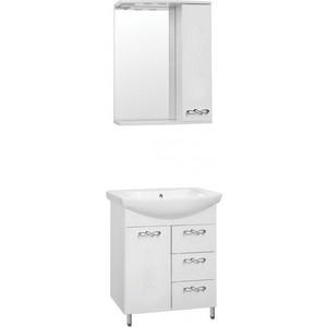 Мебель для ванной Style line Венеция 65 белая