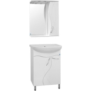 Мебель для ванной Style line Амелия 65 белая плитка для ванной белая
