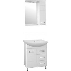 Мебель для ванной Style line Ирис 65 белая