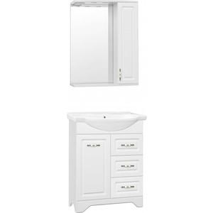 Мебель для ванной Style line Олеандр-2 65 белая