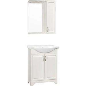 Мебель для ванной Style line Олеандр-2 65 рельеф пастель