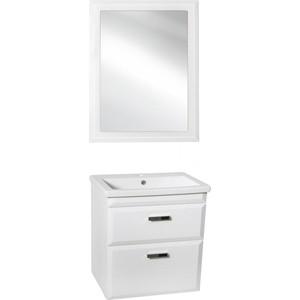 Мебель для ванной Style line Лотос Люкс 70 белая, подвесная